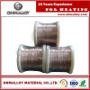 Ferritic Alloy Ni80chrome20 Alloy Nicr80/20 Wire for Heating Element