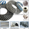 Sintered Brazed Electroplated Beads Cutting Diamond Wire Saw