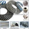 Sintered Brazed Electroplated Beads Cutting Diamond Wire Saw