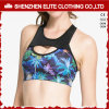 Latest Design Sublimation Fashion Yoga Bra for Women (ELTSBI-29)