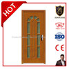 MDF Interior Glass Door for Washroom