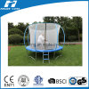 Lantern Shape Trampoline with Safety Net Inside
