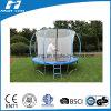 Lantern Shape Trampoline with Safety Net Inside