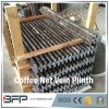 Chinese Marble Coffee Net Vein Marble for Plinth Frame