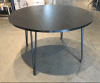 High Quality Modern Deisgn No Fold Round Restaurant Table