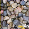 Natural Garden Stone-Mixed-Color River Stone, Cobble, Pebble