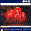 2015 Beautiful Air Inflatable Decorative Jellyfish with Colorful LED Light 0001