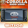 Witson Car DVD Navigation for Toyota Corolla (W2-D9118T)
