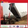 30-60ton Hydraulic Sand Stone Rear Tipping End Dump Semi Trailer