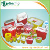 Disposable Surgical Sharps Container Box