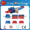 Glazed Roof Tile Roll Forming Machine (HKY-840)