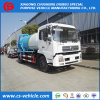 Dongfeng Sewer Clean Truck 8000liters Vacuum Fecal or Sewage Suction Truck