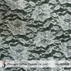 Wholesale Ivory Stretch Lace Fabric (M1099)