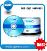 Glossy Lightscrible 16X 4.7GB Printable DVD