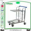 Warehouse Foldable Storage Hand Shopping Trolley