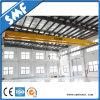 Expert Manufacturer 20t European Type Single Girder Crane with High Quality Electric Hoist 50/10t
