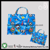 Colorful Cotton Shopping Tote Bag