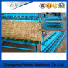 Grass Straw Mat Knitting Machine / Bamboo Mat Weaving Machine