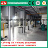 Oil Machine Manufacture 10t-200tpd Soya, Groundnut Oil Refinery Line