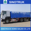6X4 HOWO 371HP Cargo Truck Fence Truck with Big Capacity