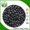 High Concentrated Black Granular Organic NPK 15-5-25 Fertilizer