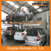 Home Garage Used 2300kg Two Post Two Levels Car Lift