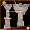 Antique Colour Marble Gravestone Marble Monument