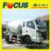 3m3 Concrete Mixer Truck / Concrete Transit Mixer for Sale