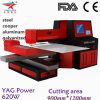 YAG Large Scale Laser Cutting Machine for Sheet Metal Processing