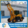 Hydraulic Adjustable Pallet Fork Mini Wheel Loader