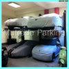2 Post Mechanical Garage Low Rise Car Parking Lifter