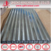 Regular Spangle Galvalume Corrugated Steel Roofing Sheet