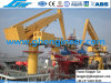 Ore Sand Fly Ash Port Barge Unloading Hydraulic E Crane