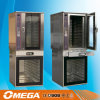 10 Trays Hot Air Circulation Baking Oven with CE and ISO
