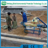 Screw Press Cow Dung Dewatering Machine/Chicken Manure Extrusion Machine