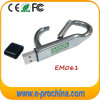 Customize Logo Metal Carabiner USB Flash Drive