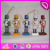 Hot New Product for 2015 Kids Toy Wooden Nutcracker, Children Toy Favorite High Quality Nutcrackers Toy for Sale W02A006