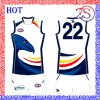 Custom Sublimation Women Rugby Afl Jersey/Australia Football Jumper