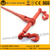 G80 Forged Ratchet Type Load Binder with Chain Hook