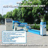 Plastic Recycling Granulator Unit (PP, PE material recycling)