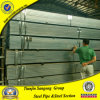 Galvanized Square Steel Pipe of Steel Structure
