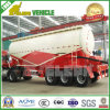 Three Axles Air Compressor Powder Tank Trailer