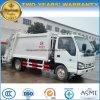 Isuzu 5t Waste Transport Truck 5 Cbm Compactor Garbage Truck