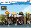 Leave Roof Feature Plastic Outdoor Playground (HF-15002)