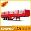 High Quality Double-Stake Cargo Semi-Trailer