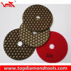 Angle Grinder Dry Diamond Granite Polishing Pad