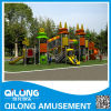 2014 Plastic Outdoor Playground for School (QL14-051A)