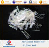 Microfiber Fibrillated PP Mesh Fiber for Mortar