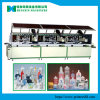 3 Color Fully Automatic Screen Printing Machine on Plastic Bottles