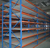 Warehouse Storage Movable Heavy Duty Plate Shelving